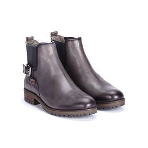 Pikolinos Santander Chelsea Gray Ankle Boots 7